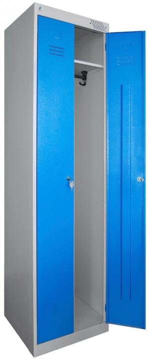 Шкаф металлический для одежды ШРЭК-22-500